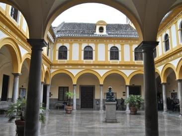 Colegio de San Pablo, sede de la Facultad de Derecho de Granada.