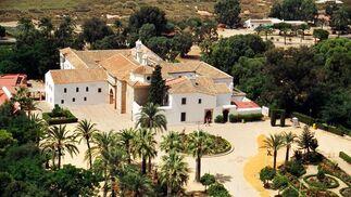 La sede de La Rábida, exponente del espíritu colombino de la UNIA.