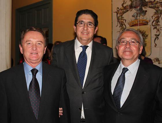 Antonio Reinoso, representante del Poder Judicial en Andalucía Occidental  Foto: Victoria Ramírez