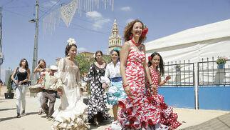 Las imágenes del Domingo de la Feria de Córdoba  Foto: O. Barrionuevo