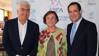 Almuerzo coloquio con José Bono a beneficio de ABEA