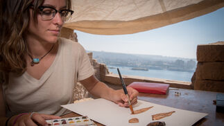 La novena campaña del Proyecto Qubbet El-Hawa, en imágenes