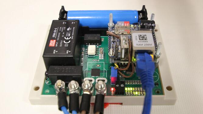 El dispositivo desarrollado en el seno de la UAL.