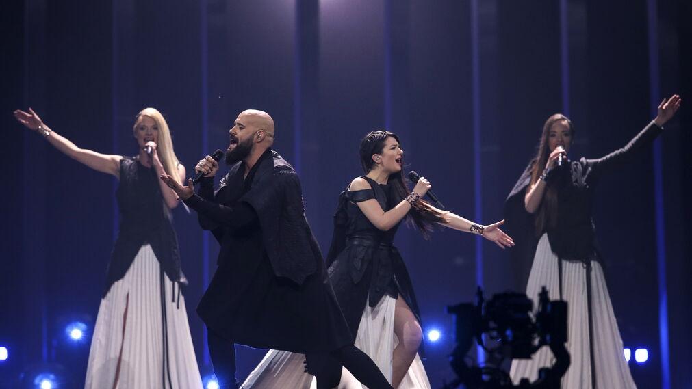 Eurovisión 2018, en imágenes