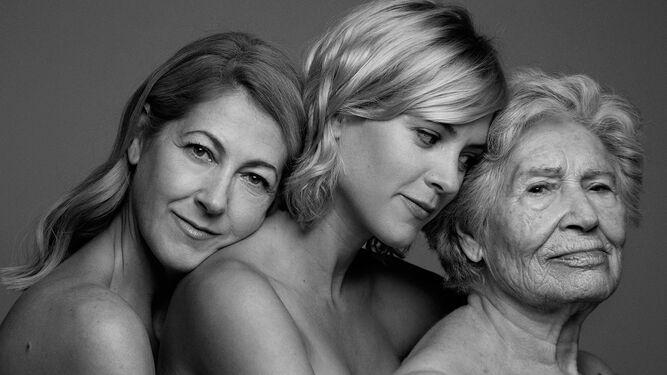 Maggie Civantos Se Desnuda Por Una Causa Solidaria
