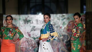 El desfile de Rocío Márquez en Viva by We Love Flamenco en fotos